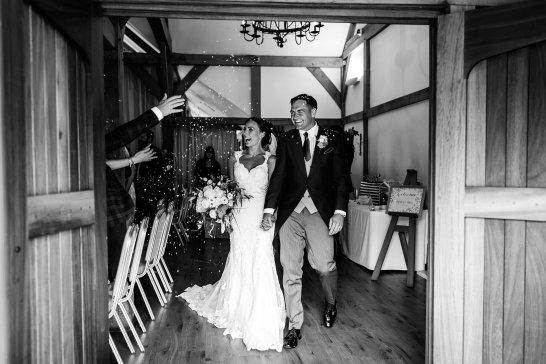 A Rustic Wedding at Sandhole Oak Barn (c) Lee Brown Photography (37)