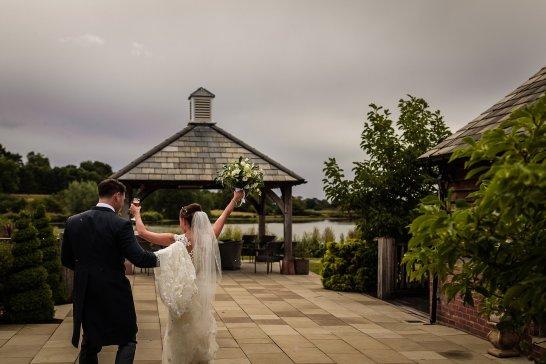 A Rustic Wedding at Sandhole Oak Barn (c) Lee Brown Photography (38)