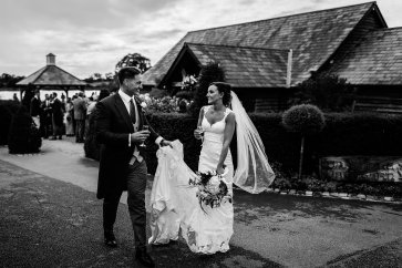 A Rustic Wedding at Sandhole Oak Barn (c) Lee Brown Photography (45)