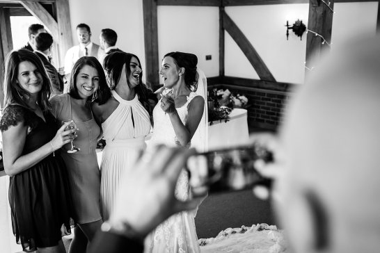 A Rustic Wedding at Sandhole Oak Barn (c) Lee Brown Photography (69)