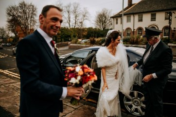 A Winter Wedding at Hornington Manor (c) M & G Photographic (19)