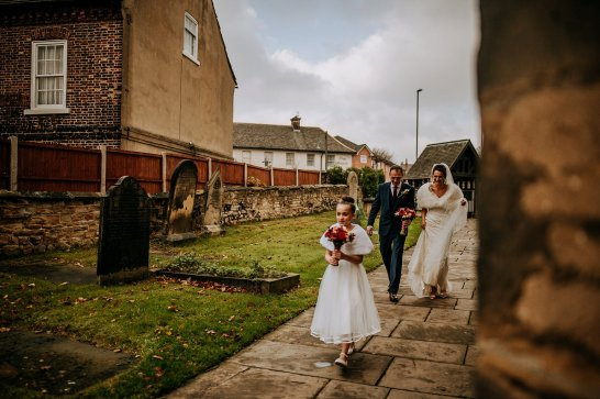 A Winter Wedding at Hornington Manor (c) M & G Photographic (20)
