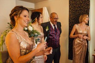A Woodland Wedding at Trafalgar Warehouse (c) Ellie Grace Photography (23)