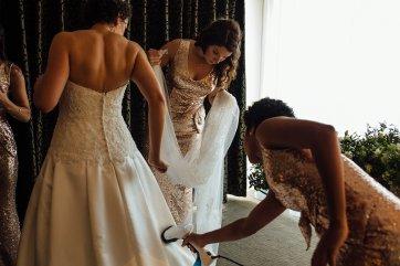 A Woodland Wedding at Trafalgar Warehouse (c) Ellie Grace Photography (24)