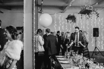 A Woodland Wedding at Trafalgar Warehouse (c) Ellie Grace Photography (9)