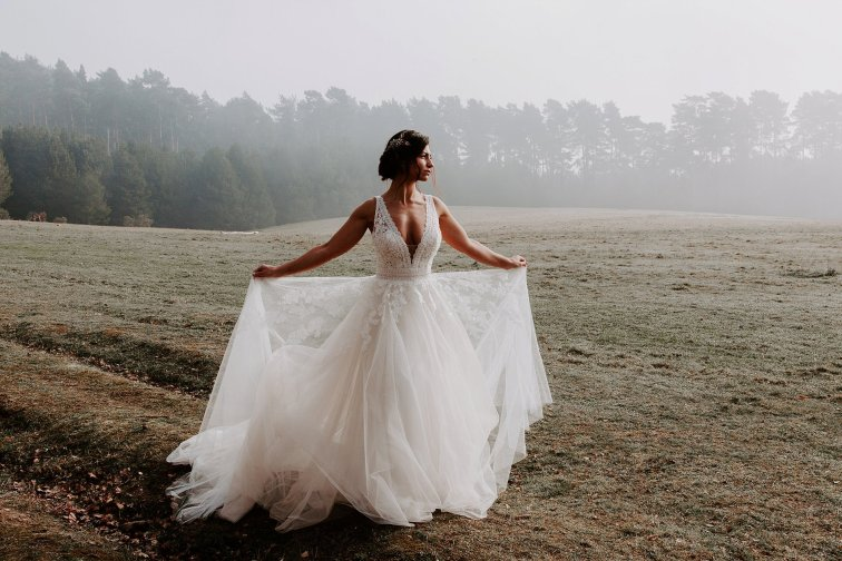 Wild styled bridal shoot (c) The Malyn Edit (4)