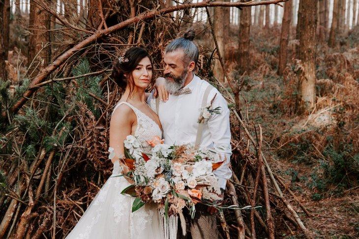 Wild styled bridal shoot (c) The Malyn Edit (7)