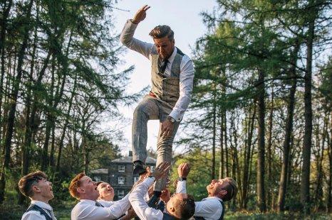 A Rustic Wedding at Shotton Grange (c) Jonathan Stockton Photography (49)