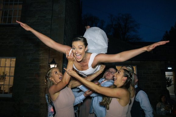 A Rustic Wedding at Shotton Grange (c) Jonathan Stockton Photography (59)