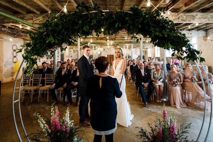 A Fairylit Real Wedding at Holmes Mill (c) Madison Picture (14)