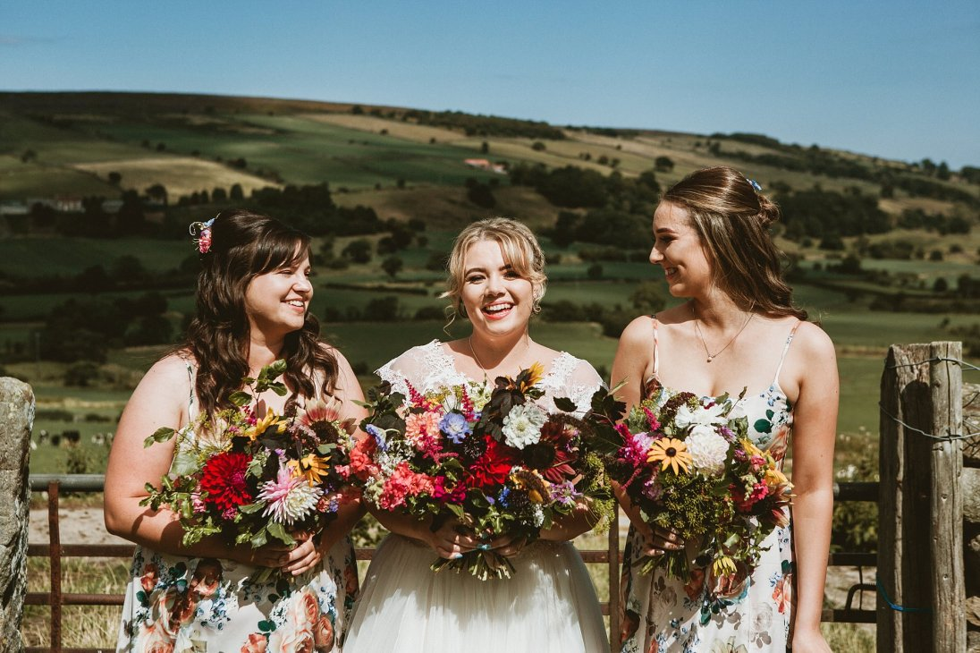 A Multicoloured Wedding at Danby Castle (c) Benni Carol Photography (24)
