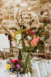 A Multicoloured Wedding at Danby Castle (c) Benni Carol Photography (37)