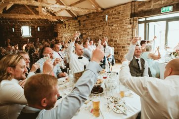 A Multicoloured Wedding at Danby Castle (c) Benni Carol Photography (43)