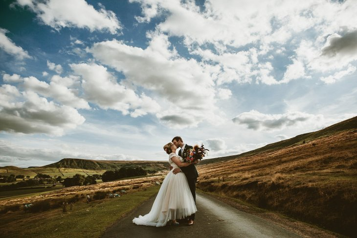A Multicoloured Wedding at Danby Castle (c) Benni Carol Photography (49)