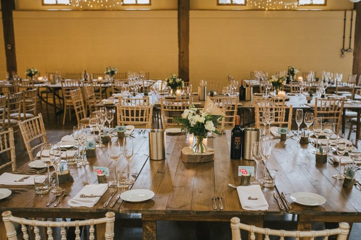 A Rustic Wedding at Barmbyfield Barns (c) Amy Jordison Photography (29)