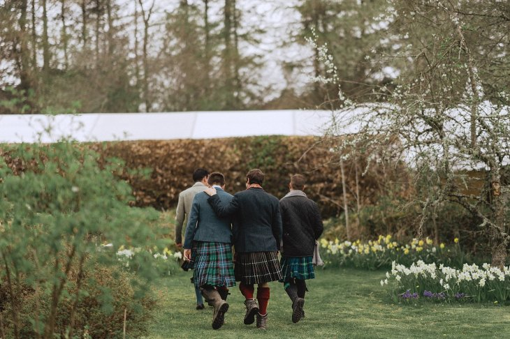 A Rustic Wedding in Scotland (c) Fox & Bear Photography (19)
