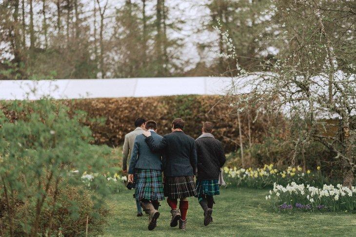 A Rustic Wedding in Scotland (c) Fox & Bear Photography (19)
