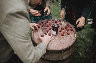 A Rustic Wedding in Scotland (c) Fox & Bear Photography (22)