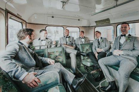 An Industrial Wedding at New Craven Hall (c) Lissa Alexandra Photography (2)