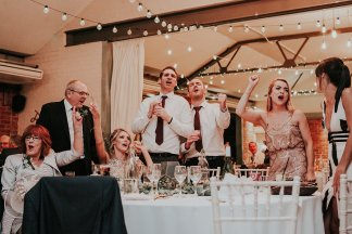 An Industrial Wedding at New Craven Hall (c) Lissa Alexandra Photography (35)