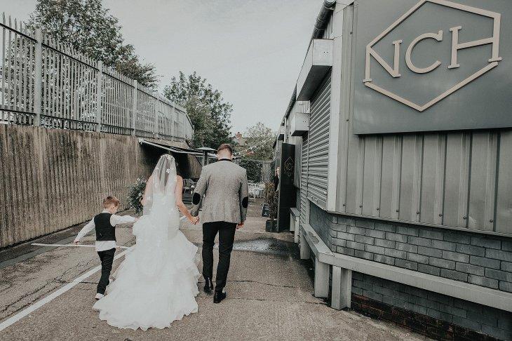 An Industrial Wedding at New Craven Hall (c) Lissa Alexandra Photography (5)