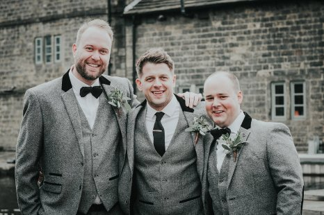 An Industrial Wedding at New Craven Hall (c) Lissa Alexandra Photography (80)