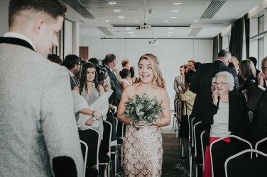 An Industrial Wedding at New Craven Hall (c) Lissa Alexandra Photography (89)