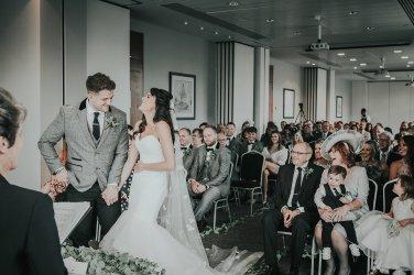 An Industrial Wedding at New Craven Hall (c) Lissa Alexandra Photography (90)