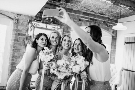 Rosa Clara for a Stylish Wedding at The West Mill (c) S6 Photography (121)