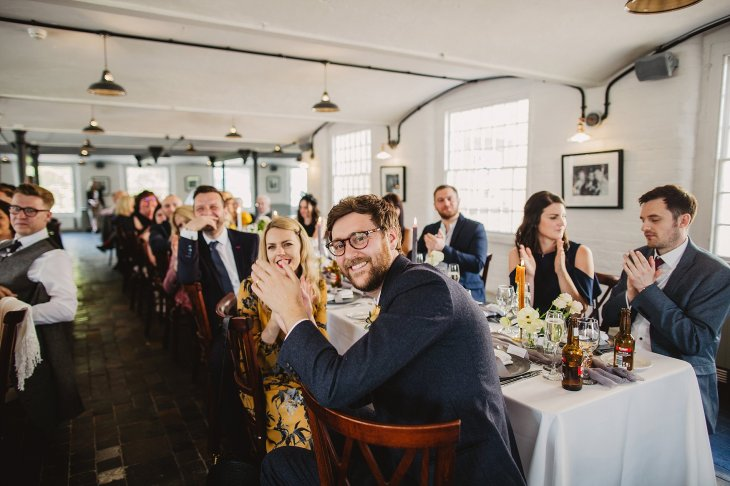Rosa Clara for a Stylish Wedding at The West Mill (c) S6 Photography (158)