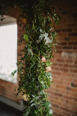 Rosa Clara for a Stylish Wedding at The West Mill (c) S6 Photography (36)
