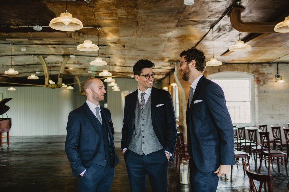 Rosa Clara for a Stylish Wedding at The West Mill (c) S6 Photography (38)