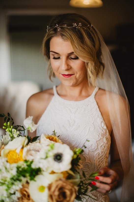 Rosa Clara for a Stylish Wedding at The West Mill (c) S6 Photography (55)