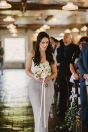 Rosa Clara for a Stylish Wedding at The West Mill (c) S6 Photography (64)