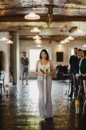 Rosa Clara for a Stylish Wedding at The West Mill (c) S6 Photography (66)