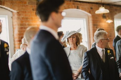 Rosa Clara for a Stylish Wedding at The West Mill (c) S6 Photography (67)