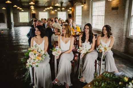 Rosa Clara for a Stylish Wedding at The West Mill (c) S6 Photography (74)