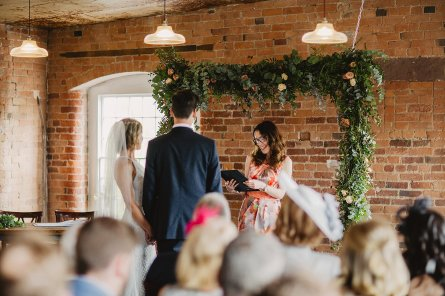 Rosa Clara for a Stylish Wedding at The West Mill (c) S6 Photography (81)