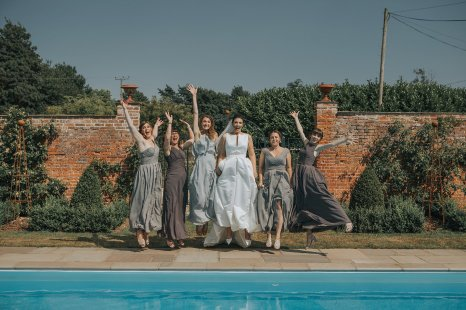 A Sunshine Wedding at Brooks Country House (c) Lydia Harper (35)