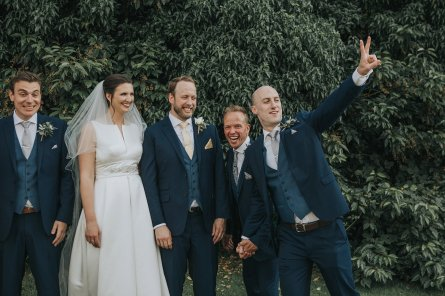 A Sunshine Wedding at Brooks Country House (c) Lydia Harper (40)