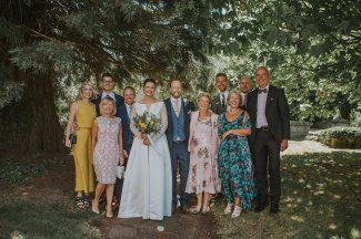 A Sunshine Wedding at Brooks Country House (c) Lydia Harper (64)