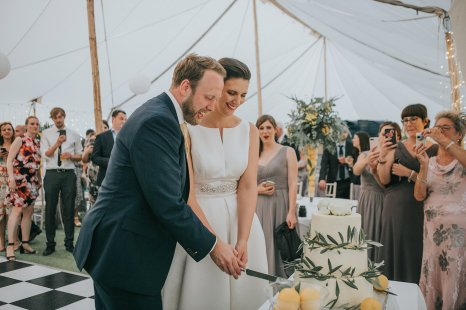 A Sunshine Wedding at Brooks Country House (c) Lydia Harper (92)