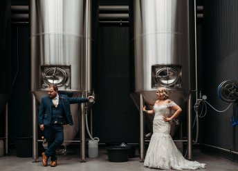 A Cool Wedding at Wylam Brewery (c) Fiona Saxton (29)