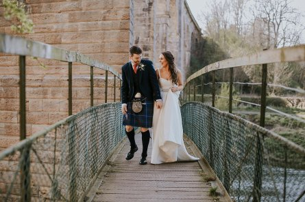 An Elegant Wedding at Ednam House (c) Rosie Davison Photography (51)