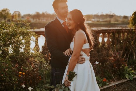 An Elegant Wedding at Ednam House (c) Rosie Davison Photography (78)