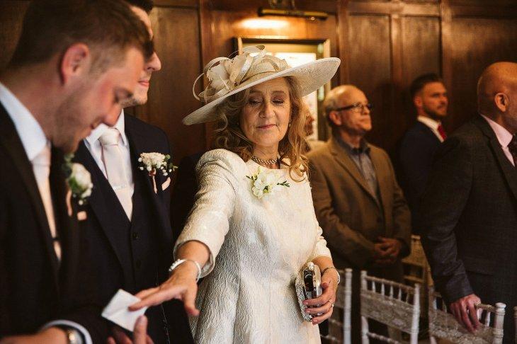 An Elegant Wedding at Ellingham Hall (c) Margarita Hope (24)