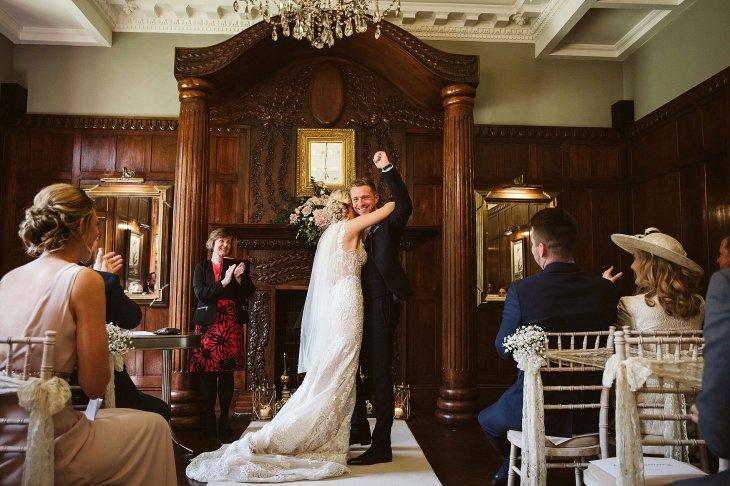 An Elegant Wedding at Ellingham Hall (c) Margarita Hope (29)