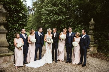An Elegant Wedding at Ellingham Hall (c) Margarita Hope (56)