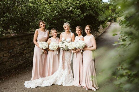 An Elegant Wedding at Ellingham Hall (c) Margarita Hope (61)