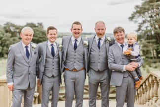 An Elegant Wedding at Woodhill Hall (c) Amy Lou Photography (46)